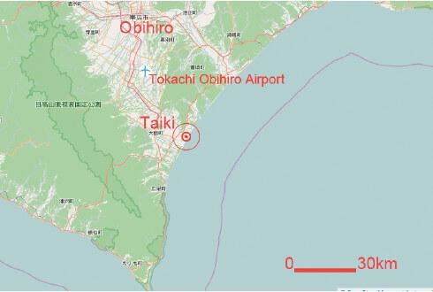 Taiki Hokkaido