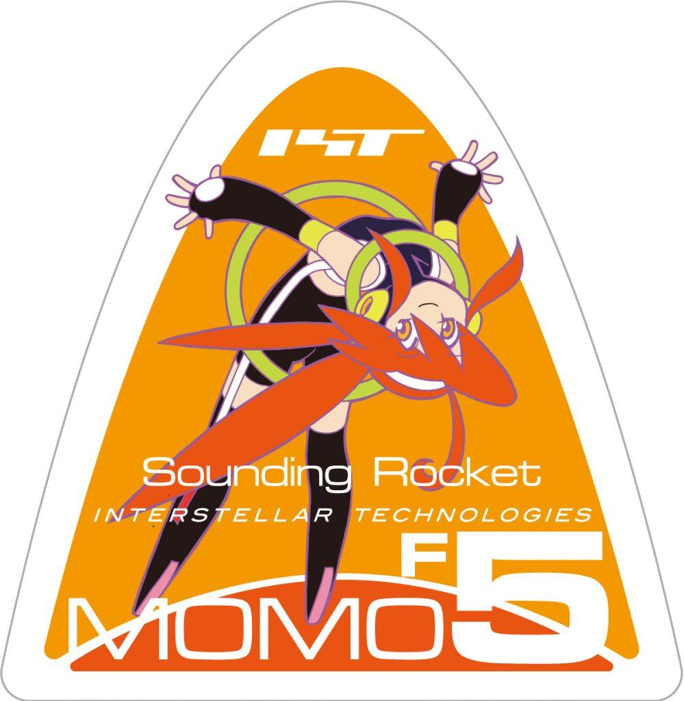 MOMO5 ステッカー