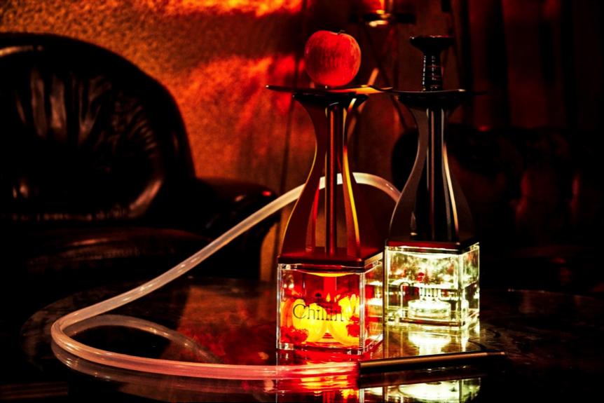 チル株式会社「シーシャ(水タバコ)フレーバー&吸い口」